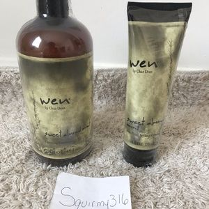 Wen Sweet Almond Mint Conditioner & Styling Creme